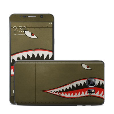 Samsung Galaxy Note 5 Skin - USAF Shark