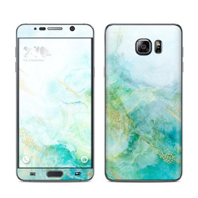 Samsung Galaxy Note 5 Skin - Winter Marble