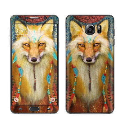 Samsung Galaxy Note 5 Skin - Wise Fox