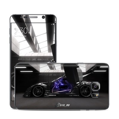 Samsung Galaxy Note 5 Skin - Z33 Dark