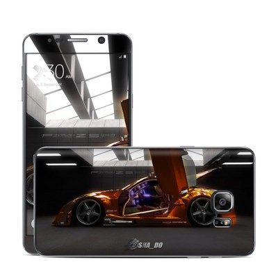 Samsung Galaxy Note 5 Skin - Z33 Light