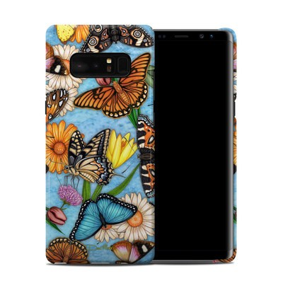 Samsung Galaxy Note 8 Clip Case - Butterfly Land