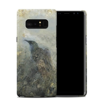 Samsung Galaxy Note 8 Clip Case - The Raven