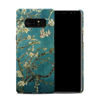 Samsung Galaxy Note 8 Clip Case - Blossoming Almond Tree
