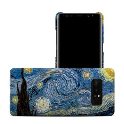 Samsung Galaxy Note 8 Clip Case - Starry Night