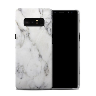 Samsung Galaxy Note 8 Clip Case - White Marble
