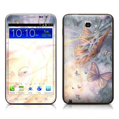 Samsung Galaxy Note LTE Skin - You Will Always Be