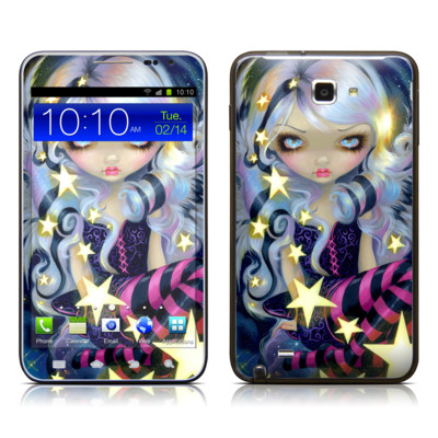 Samsung Galaxy Note LTE Skin - Angel Starlight