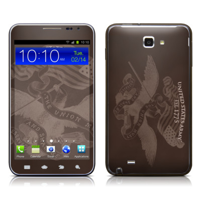 Samsung Galaxy Note LTE Skin - Army Preserved