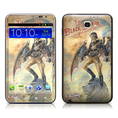 Samsung Galaxy Note LTE Skin - The Black Baron