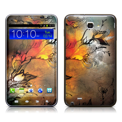 Samsung Galaxy Note LTE Skin - Before The Storm