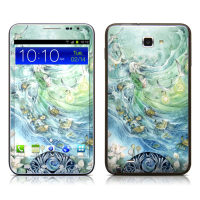 Samsung Galaxy Note LTE Skin - Cancer