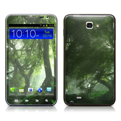 Samsung Galaxy Note LTE Skin - Canopy Creek Spring