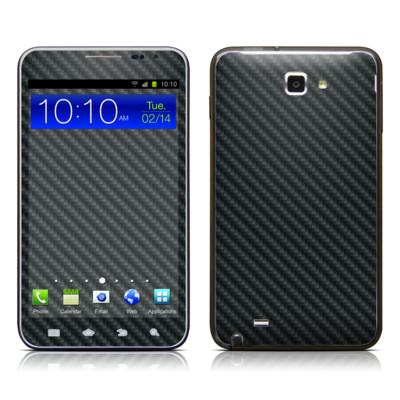 Samsung Galaxy Note LTE Skin - Carbon