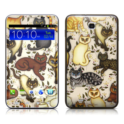 Samsung Galaxy Note LTE Skin - Cats