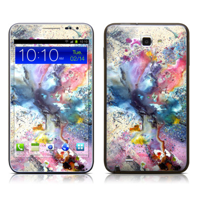 Samsung Galaxy Note LTE Skin - Cosmic Flower