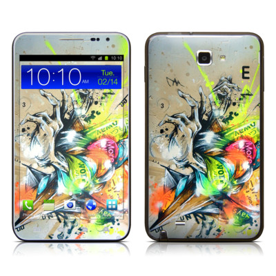 Samsung Galaxy Note LTE Skin - Dance