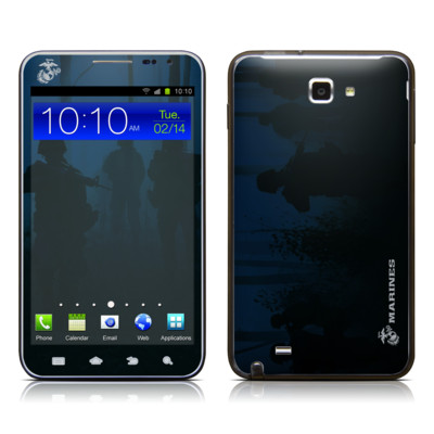 Samsung Galaxy Note LTE Skin - Deploy