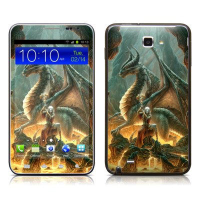 Samsung Galaxy Note LTE Skin - Dragon Mage