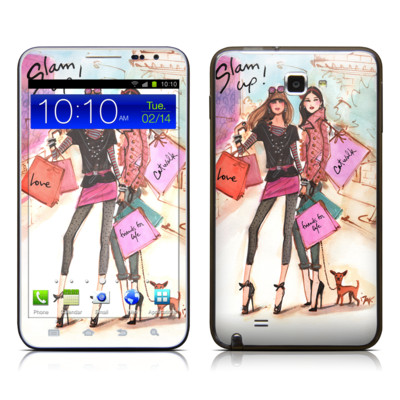 Samsung Galaxy Note LTE Skin - Gallaria