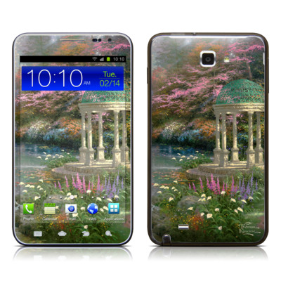 Samsung Galaxy Note LTE Skin - Garden Of Prayer
