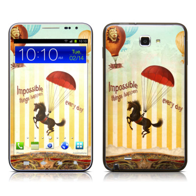 Samsung Galaxy Note LTE Skin - Impossible