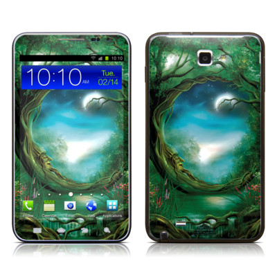 Samsung Galaxy Note LTE Skin - Moon Tree
