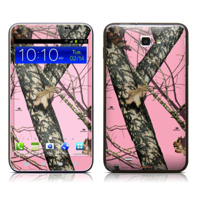 Samsung Galaxy Note LTE Skin - Break-Up Pink