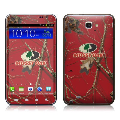 Samsung Galaxy Note LTE Skin - Break-Up Lifestyles Red Oak