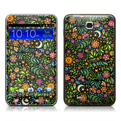 Samsung Galaxy Note LTE Skin - Nature Ditzy