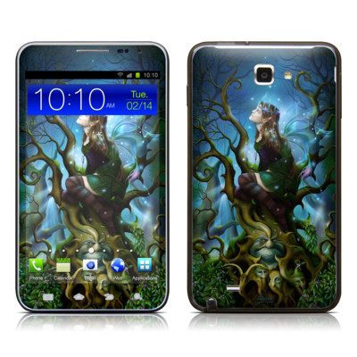 Samsung Galaxy Note LTE Skin - Nightshade Fairy