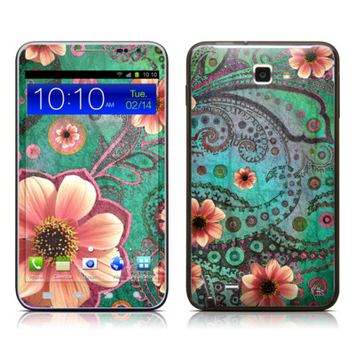 Samsung Galaxy Note LTE Skin - Paisley Paradise