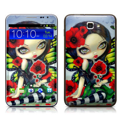 Samsung Galaxy Note LTE Skin - Poppy Magic