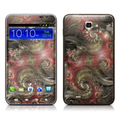 Samsung Galaxy Note LTE Skin - Reaching Out
