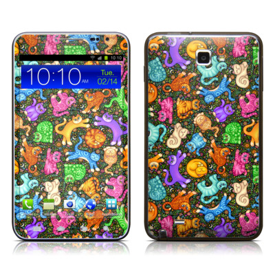 Samsung Galaxy Note LTE Skin - Sew Catty
