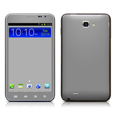 Samsung Galaxy Note LTE Skin - Solid State Grey
