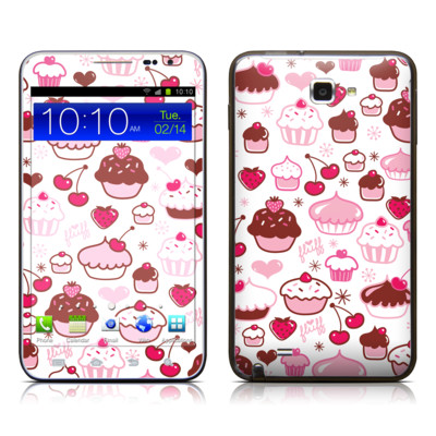 Samsung Galaxy Note LTE Skin - Sweet Shoppe