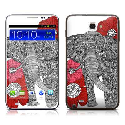 Samsung Galaxy Note LTE Skin - The Elephant