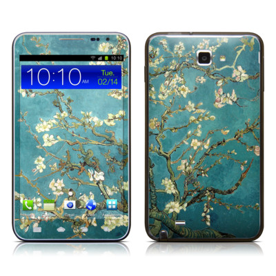 Samsung Galaxy Note LTE Skin - Blossoming Almond Tree