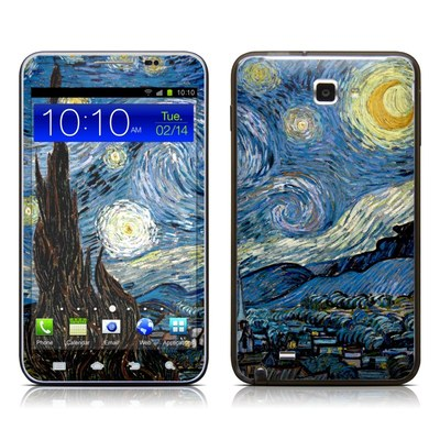 Samsung Galaxy Note LTE Skin - Starry Night