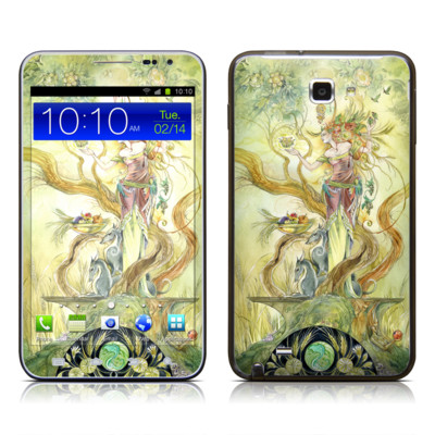 Samsung Galaxy Note LTE Skin - Virgo