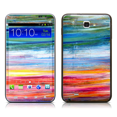 Samsung Galaxy Note LTE Skin - Waterfall