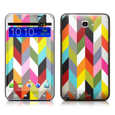 Samsung Galaxy Note LTE Skin - Ziggy Condensed