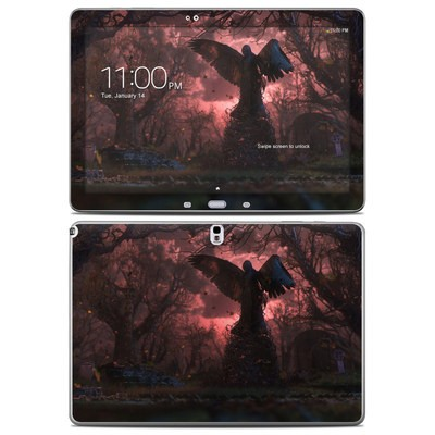 Samsung Galaxy Note Pro 12.2in Skin - Black Angel