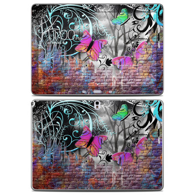 Samsung Galaxy Note Pro 12.2in Skin - Butterfly Wall