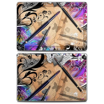 Samsung Galaxy Note Pro 12.2in Skin - Dream Flowers