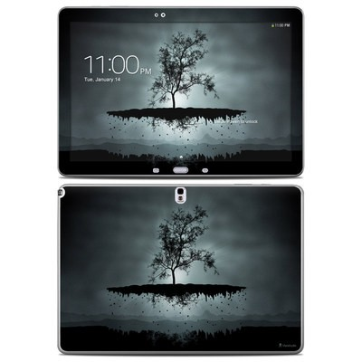 Samsung Galaxy Note Pro 12.2in Skin - Flying Tree Black