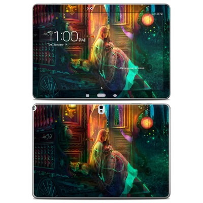 Samsung Galaxy Note Pro 12.2in Skin - Gypsy Firefly