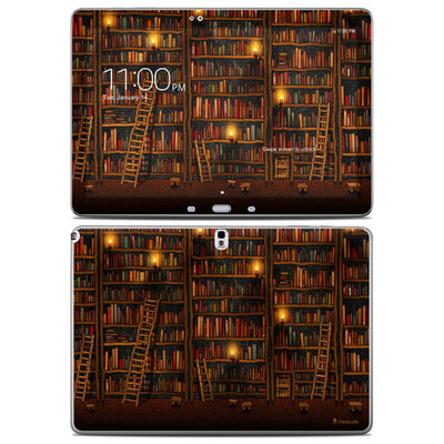 Samsung Galaxy Note Pro 12.2in Skin - Library