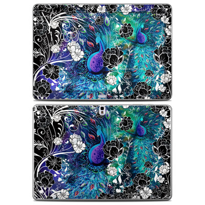 Samsung Galaxy Note Pro 12.2in Skin - Peacock Garden